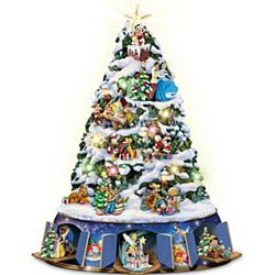 Magic of Disney Character Tabletop Tree