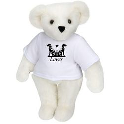 Dog Lover Teddy Bear