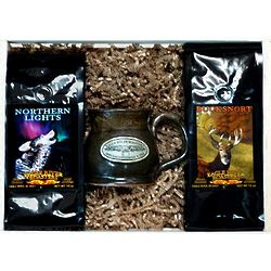 Gourmet Coffee and Mug Gift Crate