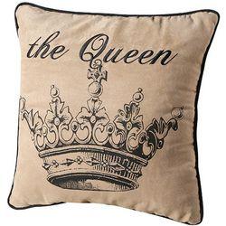 The Queen Accent Pillow