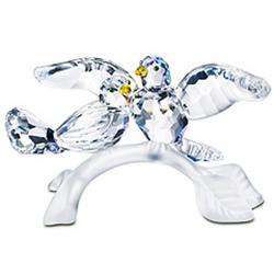 Swarovski Crystal Turtledoves