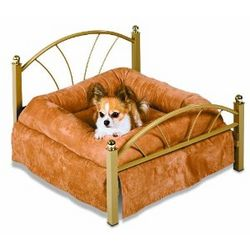 Nap of Luxury Pet Bed