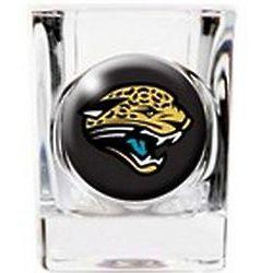 Personalized Jacksonville Jaguars Shot Glass
