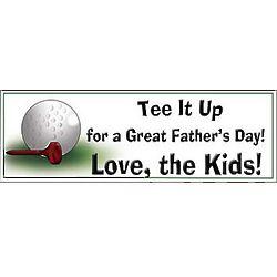 Custom Golf Banner