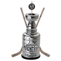 Los Angeles Kings 2012 Stanley Cup Ornament