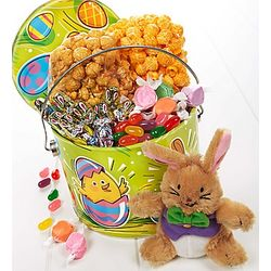 Egg-Ceptional Easter Sweets Pail