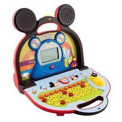 Mousekadoer Laptop Toy
