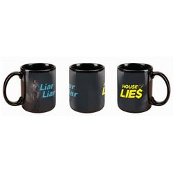House of Lies Liar Liar Coffee Mug