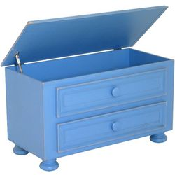 Toy Chest with Slow Close Lid