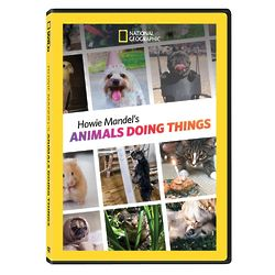Howie Mandel's Animals Doing Things DVD