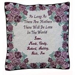Personalized Mother Pillow