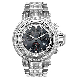 Men's Razor Diamond Watch