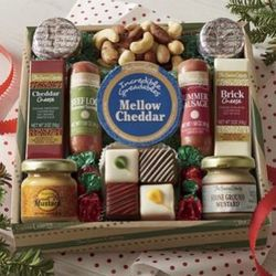Holiday High Notes Snack Sized Food Gift Box