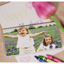 Picture Perfect Personalized Checkbook Cover
