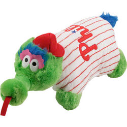Philadelphia Phillies Phanatic Pillow Pet