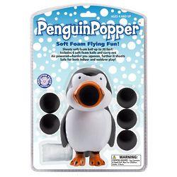 Penguin Popper Foam Ball Shooter