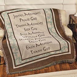 Joyful Moments Throw Blanket