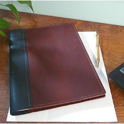 Handmade Leather Composition Notebook Cover