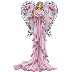 Angel of Fluttering Renewal Figurine