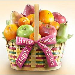 Fabulous Fruit Easter Basket