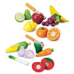 Fresh Market Foods Play Set