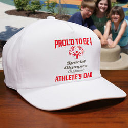 Proud to Be Special Olympics Family Cap