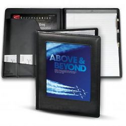 Above and Beyond Padfolio
