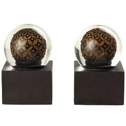 Decorative Globe Bookends