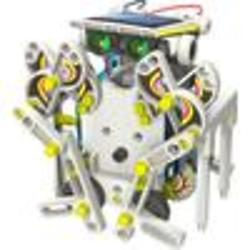 OWI 14-in-1 Solar Powered Robot Kit