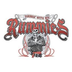 Hanging With Rummies Pirate T-Shirt