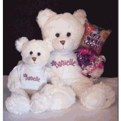 """16"""" Custom Get Well Soon Teddy Bear"""