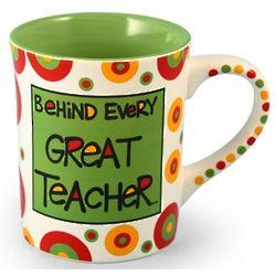 Great Teacher Mug