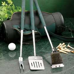 Golf Club Barbecue Tool Set