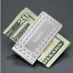 Abel Chrome Money Clip