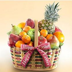 Fabulous Fruit Deluxe Easter Basket