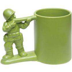 Army Man Ceramic Mug