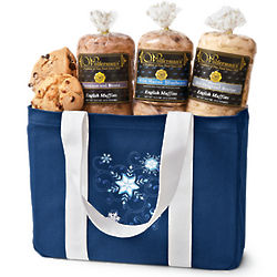 Winter Wonderland Breakfast Gift Tote