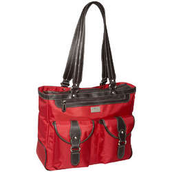 Marquam Metro Red Laptop Handbag