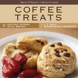 Coffee Treats Recipe Cards and CD