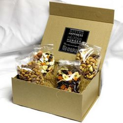 Dried Fruit and Mixed Nuts Gift Box