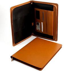Saddle Leather Portfolio