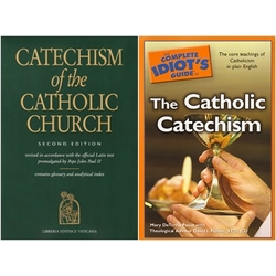 Catechism and Idiot's Guide Set
