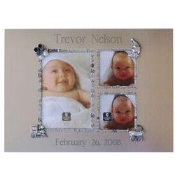 Engraved Baby Frame Gallery