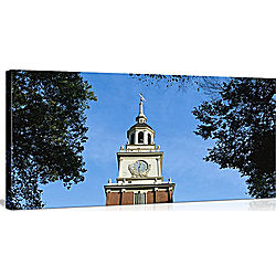Independence Hall in Philadelphia Canvas