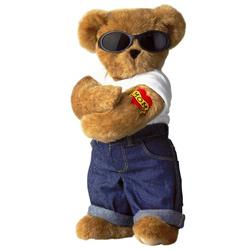 15'' Mama's Boy Teddy Bear