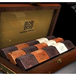 Sapphire Deluxe Mahogany Box of French Chocolates