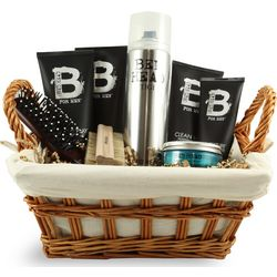 Indulgence Hair Men's Gift Basket