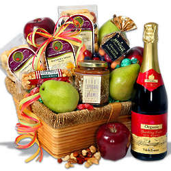 Peak of The Harvest Fruit Gift Basket