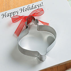 Wedding Cookie Cutter Ornaments with Recipe Card