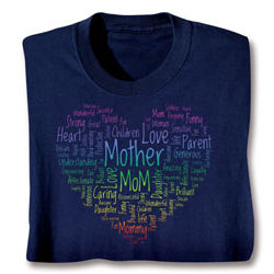 Mother Pictograph T-Shirt